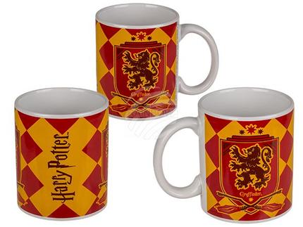 78-8330 Keramik-Becher, Harry Potter, für ca. 325 ml, H: 10 cm