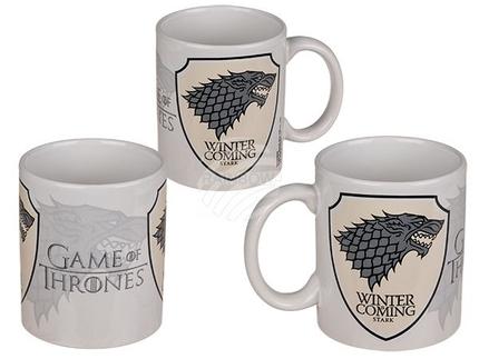 78-8331 Keramik-Becher, Game of Thrones, für ca. 325 ml, H: 10 cm