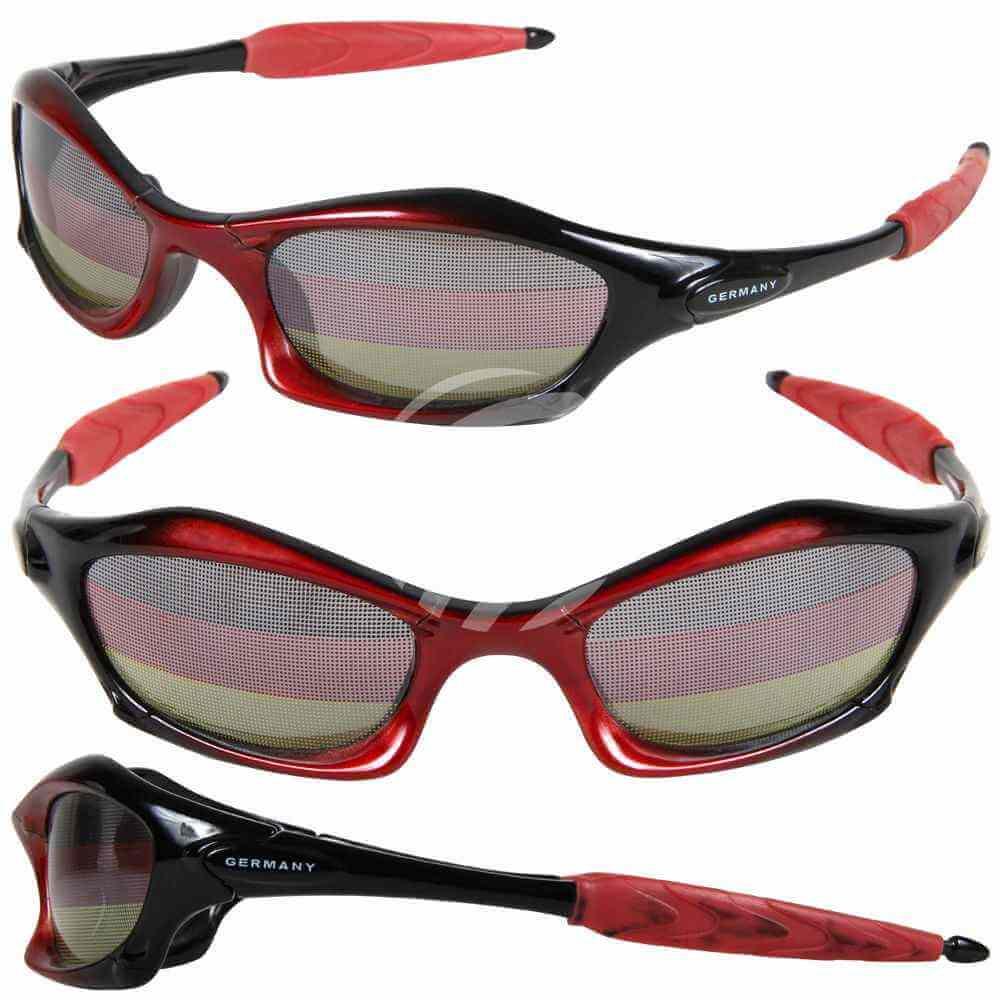V-1158 VIPER : Vintage Retro, Länderbrille Farbe: schwarz