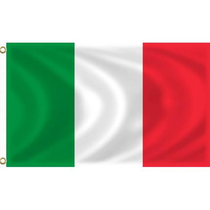 FL-09b Flagge Fahne Italien