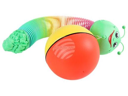 WBb-02 Wiesel am Ball - Wiggle Wormy Wormyball