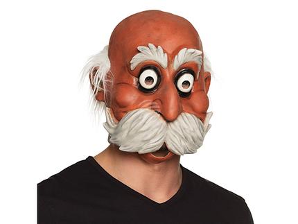 BLD-00150 Latex Gesichtsmaske Oldie