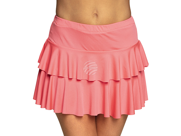 BLD-01777 Mini-Rock Ruffles neonrosa