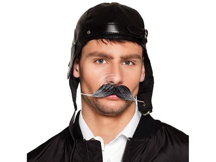 BLD-01816 Schnurrbart Pilot
