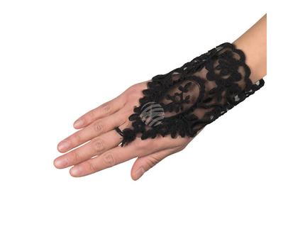 BLD-03160 Spitzen Handschuhe Handgelenk Florence