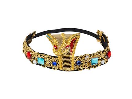 BLD-04241 Stirnband Königin vom Nil