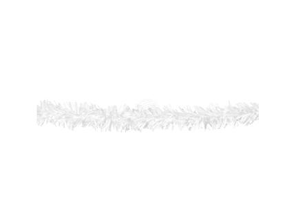 BLD-28734 PVC Girlande weiss (10 m) schwer entflammbar