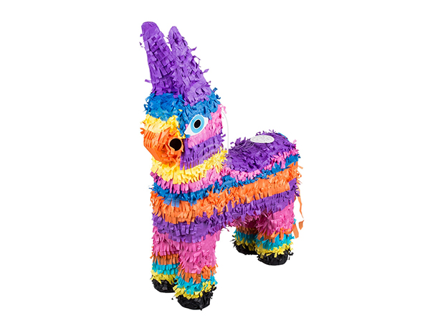 BLD-30934 Piñata Esel (55 x 41 cm)