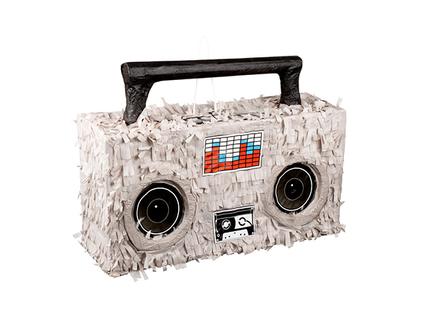 BLD-30945 Mexikanische Piñata Stereo (35 x 52 cm)