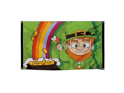 BLD-44902 Fahne St Patrick's Day (90 x 150 cm)