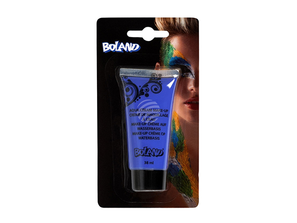 BLD-45003 Tube Make-up Creme auf Wasserbasis blau (38 ml)