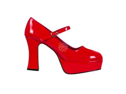 BLD-46025 Schuhe Disco rot (41)