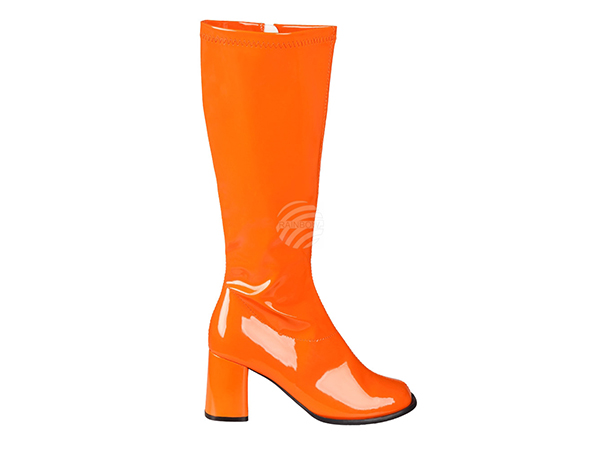BLD-46242 Stiefel Retro orange (38)