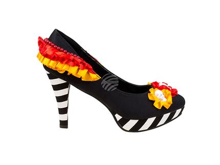 BLD-46422 Schuhe Tag der Toten, Dia de Muertos (38)