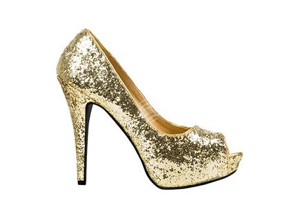 BLD-46551 Schuhe Allure gold (37)