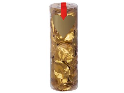 BLD-48023 288 Rosenblätter gold