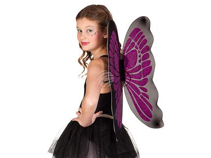 BLD-52858 Flügel Glitter (55 x 45 cm)