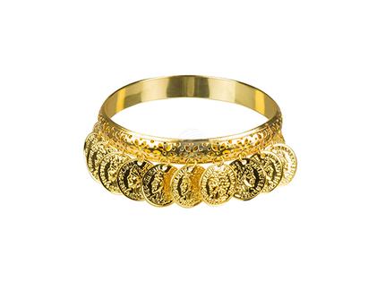 BLD-64462 Armband Bauchtanz de luxe