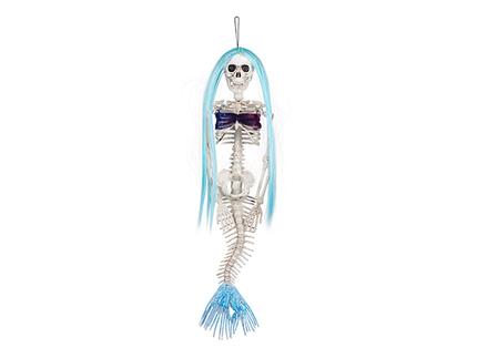 BLD-71999 Dekoration Skelett Meerjungfrau (40 cm)