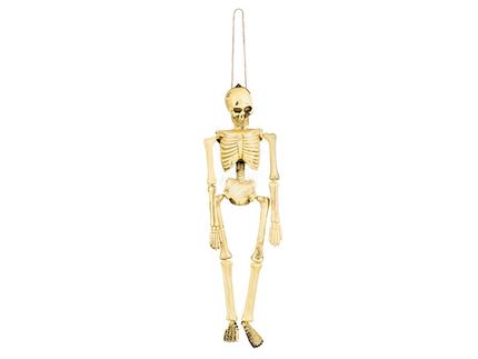 BLD-72069 Dekoration Skelett (40 cm)