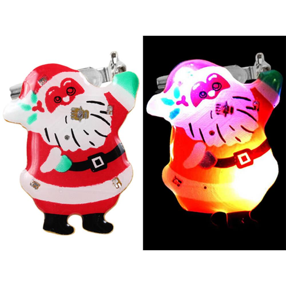 BL-051 Blinki Blinker rot weiss Weihnachtsmann