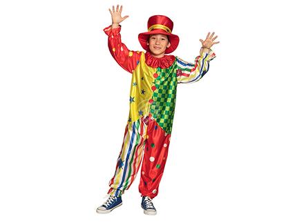 BLD-82279 Kinderkostüm Clown Giggles (10-12 Jahre)