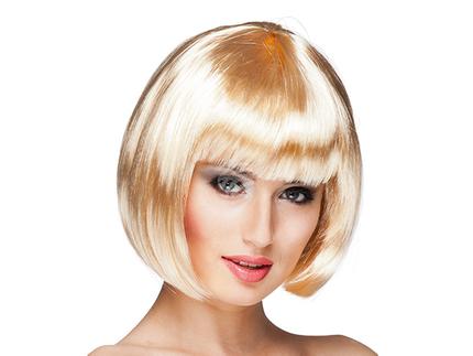 BLD-85882 Perücke Cabaret blond