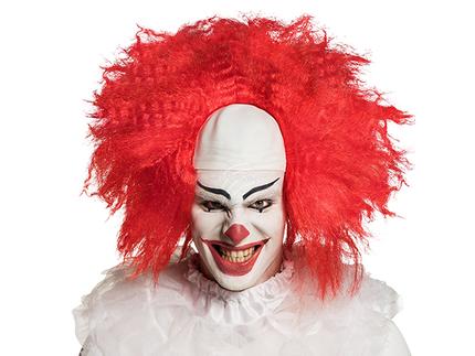 BLD-85992 Perücke Horror clown