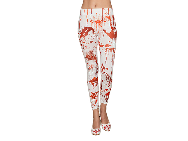BLD-87862 Legging Blutig (M stretch)