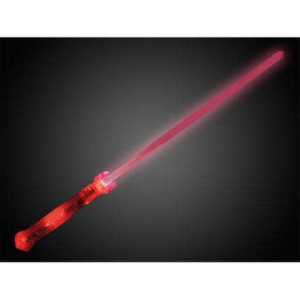 LS-r01 LED Leuchtschwert rot Motiv:  Leuchtschwert