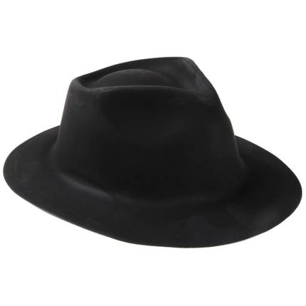CW-60 Cowboyhut Design: einfarbig Farbe: schwarz