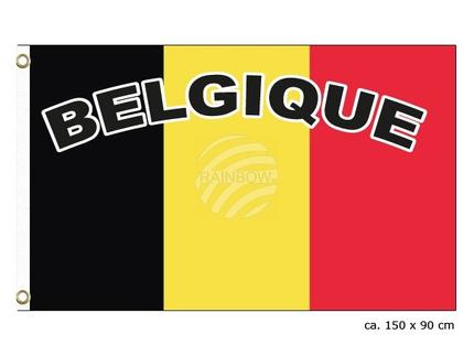 FL-27 Flagge Belgien