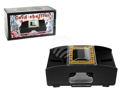 79-3975 Spielkartenmischgerät, ca. 21 x 11,5 x 9,5 cm
