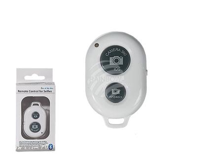 69-0044 Bluetooth Fernbedienung für Selfies (inkl. Batterie) in Verpackung mit Headercard, 2880/PAL