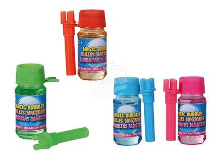 36-0084 Seifenblasen, Catchabubble, ca. 71 ml, 4-farbig sortiertes 2er Set auf Blisterkarte