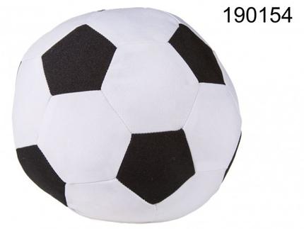 190154 Türstopper, Fußball, 100% Polyester, ca. 22 cm, ca. 1,5 kg