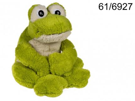 61-6927 Plüsch-Frosch, ca. 45 cm
