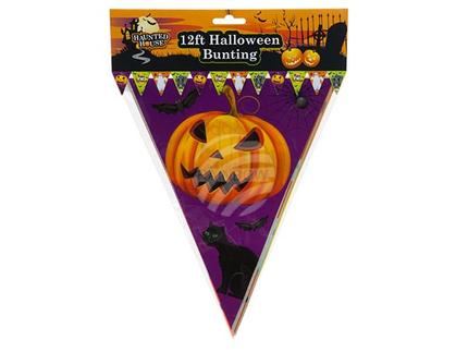P-976109 Halloween Wimpelkette Girlande