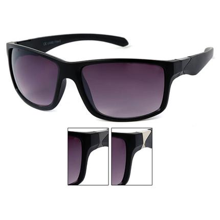 V-1336 VIPER Damen und Herren Sonnenbrille Vintage Retro Rahmen zweifarbig