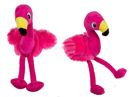 61-6908 Plüsch-Flamingo, ca. 34 cm