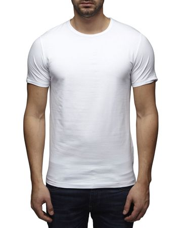 Jack & Jones O-Neck Basic T-Shirt 12058529 – Bild 1