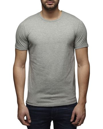 Jack & Jones O-Neck Basic T-Shirt 12058529 – Bild 2