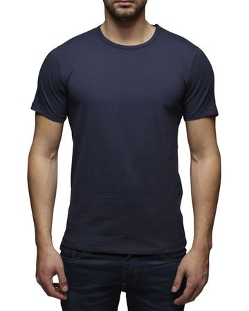 Jack & Jones O-Neck Basic T-Shirt 12058529 – Bild 3