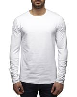 Jack & Jones O-Neck Basic Langarm T-Shirt 12059220 001