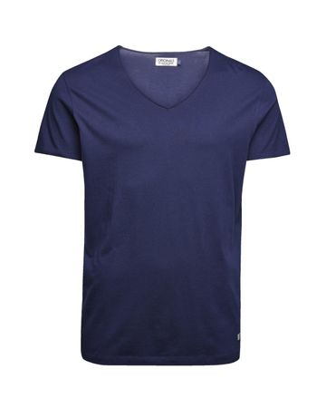 Regular V-Neck Shirt – Bild 4