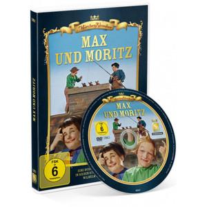 """""""Max und Moritz"""" auf DVD"""