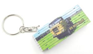 Mini-Zollstock Schlüsselanhänger 0,5m IFA