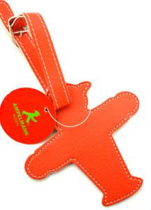 Ampelmann - Reisebegleiter -Kofferanhänger rot