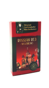 Räucherkerze Russian Red