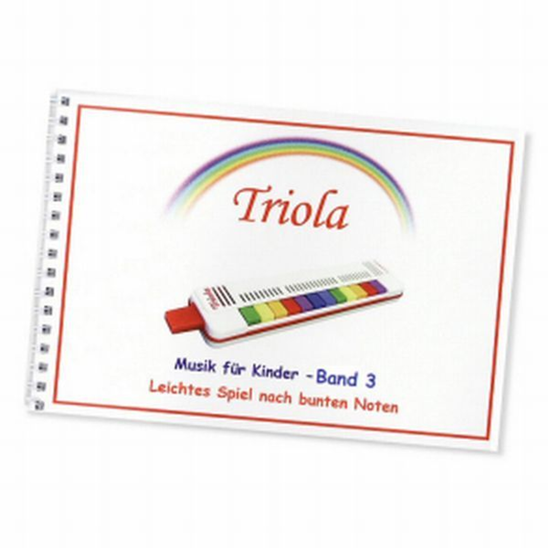 Triola Liederbuch Band 3